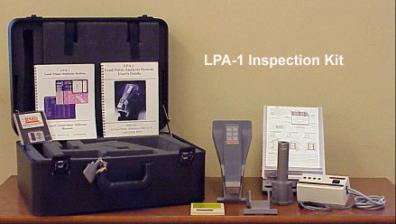 RMD LPA-1 Lead Paint Inspection System